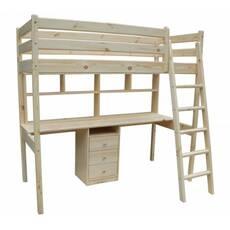 """Кровать с рабочей зоной """"Соло"""""""