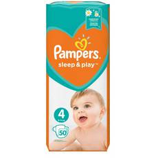 Подгузники Pampers Sleep&Play 4.50 шт. 9-14 кг.