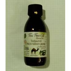 Масло чайного дерева 125 мл 100% натуральне холодного віджиму Єгипет