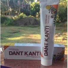Зубна паста натуральна Гвоздика Дант Канті Патанджали 100г