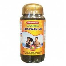 Чаванпраш без цукру 500г Бадьянатх Baidyanath Sugar Free Chyawan-Vit Індія