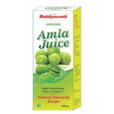 Сік амли (Amla Juice) GoodCare Бадьянатх 500 мл