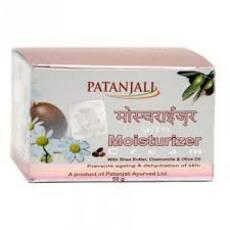 Зволожуючий натуральний крем для обличчя з маслом Ши Патанджали 50г