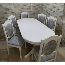 Розкладний стіл Амфора зі стільцями Консул