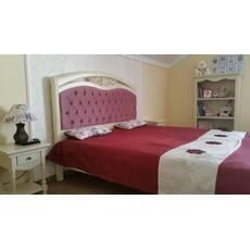Ліжко Венеція та меблі Прованс