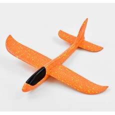 Самолёт Планер Пенопласт / размер большой (48 см)