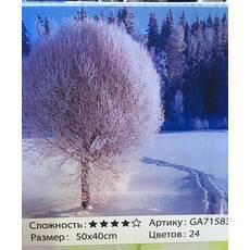 Алмазная живопись 40*50