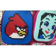 Рюкзак пиксель мозаика