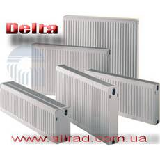 Стальные радиаторы Delta C22 500/600