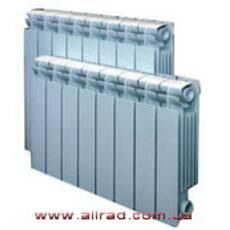 Алюминиевые отопительные радиаторы Fondital Calidor 800/100 6 атм. (Италия)
