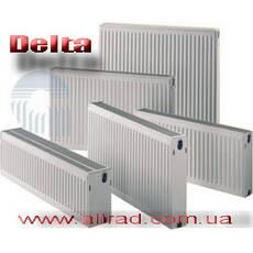 Стальные панельные радиаторы Delta C 22 500/700