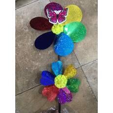 Вітряк фольга на 2 квітки