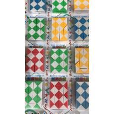 Кубики Змійка