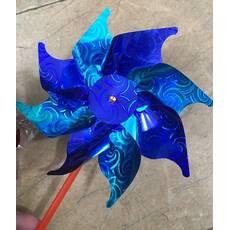 Ветряк цветок фольга