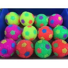 Мяч йойо футбол резиновый
