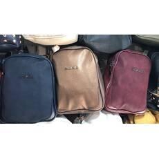 Рюкзак кожа с замшей в ассортименте