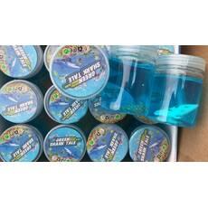 Жуйка для рук Морські тварини / асорті кольорів / вага 100 грам