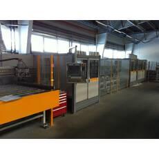 Центр распила и обработки ПВХ профиля Schirmer BAZ 100-G 6/Tandem+VU/30-150°