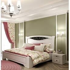 Двухспальная кровать Беатрис