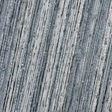 Шторы нити радуга дождь номер 1+7 белый+серый