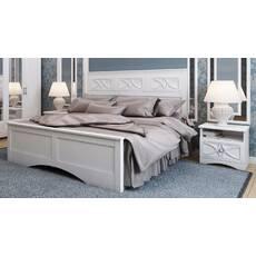 Двохспальне ліжко Бланка А