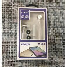 Навушники вакуумні з мікрофоном / М-083
