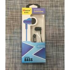 Навушники вакуумні з мікрофоном М-002 / М-005
