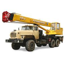 Автокран Галичанин КС-55713-3 на шасси УРАЛ-4320 купить в Сумах