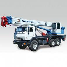 Автокран Клинцы КС-55713-5К-3 на базе КАМАЗ-43118 купить в Херсоне