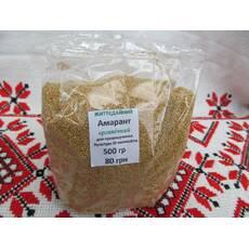Зерно для проращивания Амарант органическое животворное купить в Украине