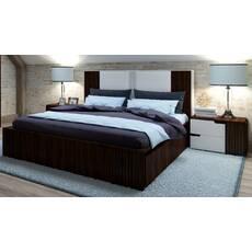 Двохспальне ліжко Інтенза 05