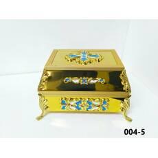 Ковчег для частиц святых мощей 1-40 частиц, 25×35 см ПОЛУГРОБИК