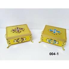 Ковчег для частиц святых мощей 1-2-3-4-6 частиц, 18×22 см