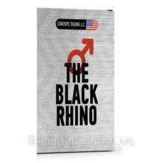 The Black Rhino - Капсули для відновлення потенції (Блэк Рино)  #E/N