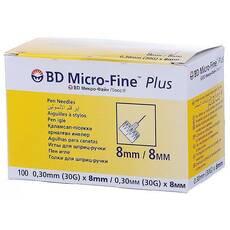 Голка для шприц-ручки  8-31  Micro-Fine