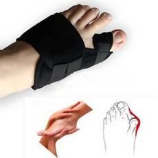 Бандаж-шина помогает избавится вот косточки на ноге, вальгусная деформация. левая