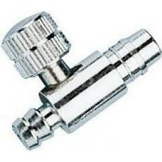 Клапан игольчатый металлический для механических тонометров