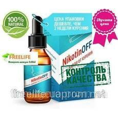 NikotinОff (Никотин Офф) капли от курения