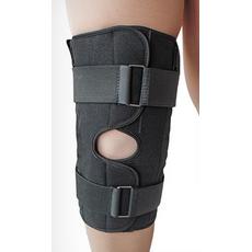 Бандаж для коленного сустава неопреновый на металических шарнирах L