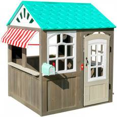 Дом деревяний детский Kidkraft Coastal Cottage 00419