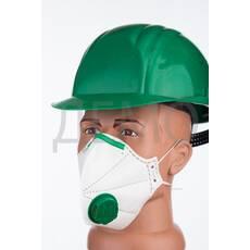 Полумаска защитная фильтрующая «Микрон» без клапана выдоха