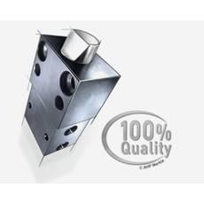 Блокцилиндр с клиновым зажимным элементом или с направляющим элементом купить недорого