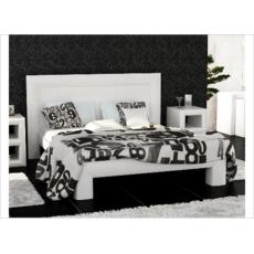 Деревяне ліжко Магія чисел у стилі модерн