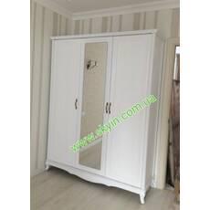 Деревянный шкаф Венеция для спальни