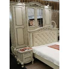 Деревянная спальня Анна