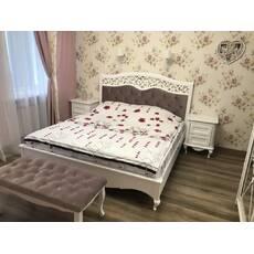 Спальня Ельза з дерева