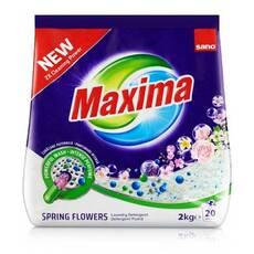 Пральний порошок Sano Maxima Spring Flowers 2 кг.