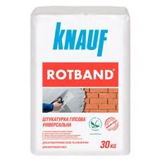 Штукатурка гіпсова KNAUF Rotband