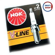 Свічки запалювання NGK №2 BPR6E (безконтактне запалювання) ВАЗ 2101-07
