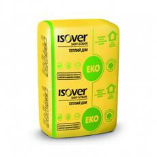 Мінеральна вата ISOVER Теплий Дім 50 ( м'який мат )